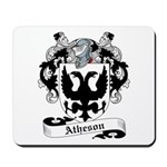 Atheson Family Crest Mousepad