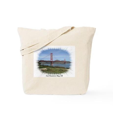 San Francisco, CA Tote Bag