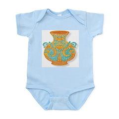 Ancient Vase Infant Bodysuit