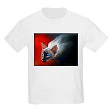Siamese cat #7  Kids T-Shirt