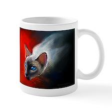 Siamese cat #7 Mug