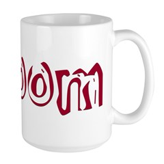 Urban Groom Large Mug