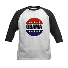 Obama red white and blue Tee