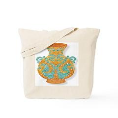 Ancient Vase Tote Bag