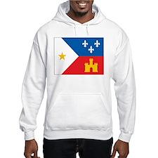 Cajun Flag Hoodie