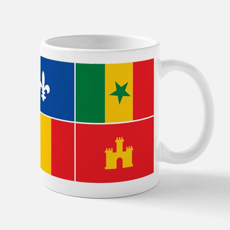 Creole Drinkware | Coffee Mugs, Drinking Glasses, Travel ...