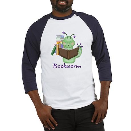 Reading Bookworm Baseball Jersey