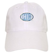 Funny Blue and gold Baseball Cap