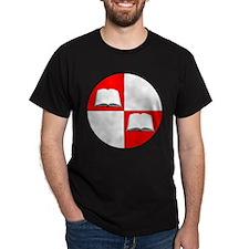 Blaiddwyn Populace Badge Dark T-Shirt
