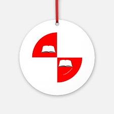 Blaiddwyn Populace Badge Ornament (Round)