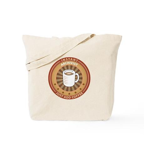 Instant Archivist Tote Bag