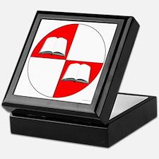 Blaiddwyn Populace Badge Keepsake Box