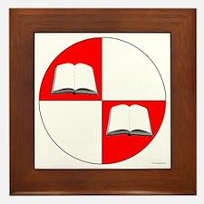 Blaiddwyn Populace Badge Framed Tile