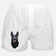 Dutch shepherd Portrait Boxer Shorts