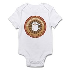 Instant Administrative Assistant Infant Bodysuit