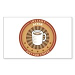 Instant Actor Rectangle Sticker 50 pk)