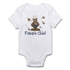 Future Chef Cook Baby Toddler Infant Bodysuit