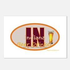 Cute Indianapolis indiana Postcards (Package of 8)