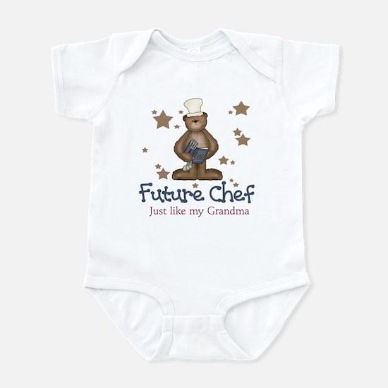 Future Chef like Grandpa Baby Infant Bodysuit