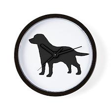 """""""Labrador"""" Wall Clock"""