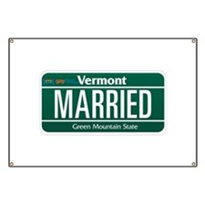 Vermont Marriage Equality Banner