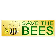 BEES Bumper Bumper Sticker