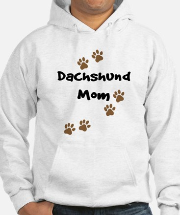 Dachshund Mom Jumper Hoody