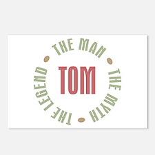 Tom Man Myth Legend Postcards (Package of 8)