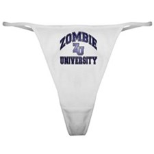 zombie Classic Thong