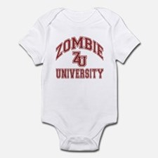 zombie u Infant Bodysuit