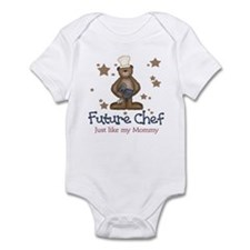Future Chef Like Mommy Baby Infant Bodysuit