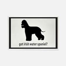 Got Irish Water Spaniel? Rectangle Magnet