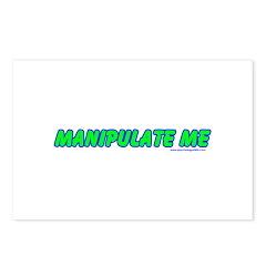 Manipulate Me Postcards (Package of 8)