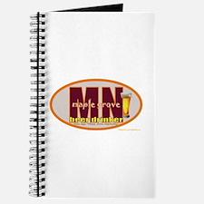Cute Maple grove Journal
