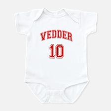 vedder 10 Infant Bodysuit