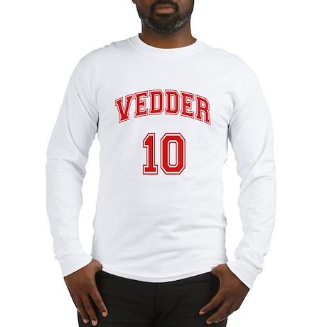vedder 10 Long Sleeve T-Shirt