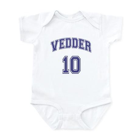 jam 10 Infant Bodysuit
