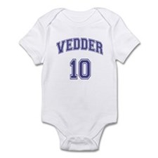 jam 10 Infant Bodysuit