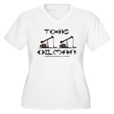 Texas Oilman T-Shirt