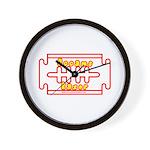 Okhams Razor Wall Clock