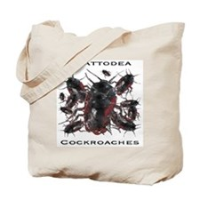 Blattodea Cockroaches Tote Bag