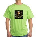 Semper En Obscuris Green T-Shirt