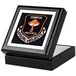 Semper En Obscuris Keepsake Box