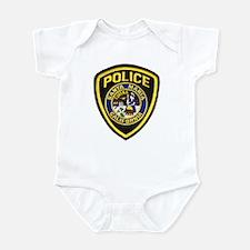 Santa Maria Police Infant Bodysuit