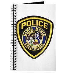 Santa Maria Police Journal