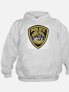 Santa Maria Police Hoodie