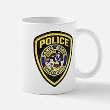 Santa Maria Police Mug
