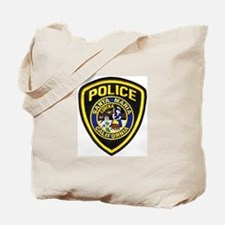 Santa Maria Police Tote Bag