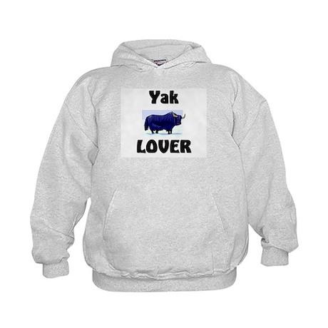 Yak Lover Kids Hoodie
