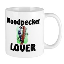 Woodpecker Lover Mug